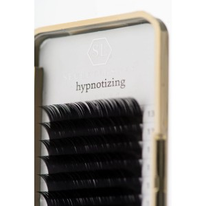 Secret Lashes - Rzęsy Hypnotizing Volume B 0,03mm 9mm