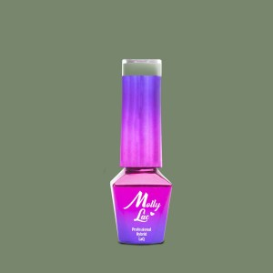 Molly Lac 106 Pure Nature Pastel Glade lakier hybrydowy 5ml