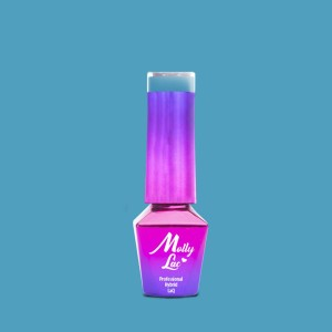 Molly Lac 124 Yoghurt Tempting Foam lakier hybrydowy 5ml