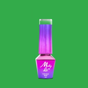 Molly Lac 72 Women in Paradise The Lemongrass lakier hybrydowy 5ml