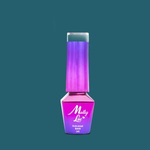 Molly Lac 77 Women in Paradise The Dead Sea lakier hybrydowy 5ml